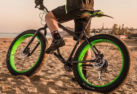 Фэтбайки – всесезонные велосипеды на любую погоду
