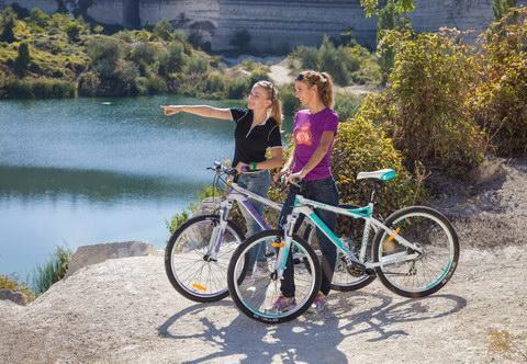 Готовь сани летом. Снижение цен на все велосипеды STELS